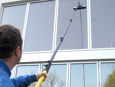 WINDOW CLEANING
